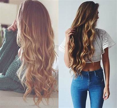 Wavy Hair Hairstyles Extra Casual Occasion Hairdrome