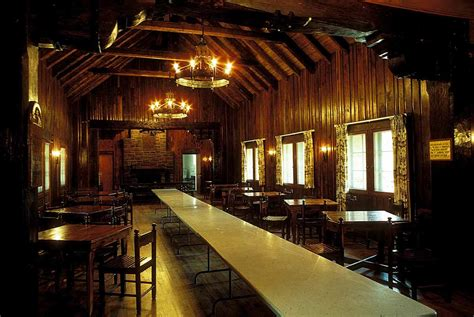 bastrop state park group hall  kitchen refectory texas parks wildlife department