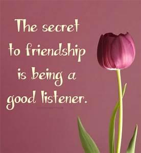 Secret Friend Quotes. QuotesGram