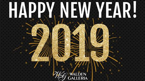 New Year's 2019 Celebrations At Walden Galleria