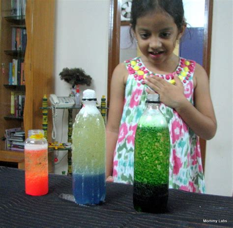 homemade lava l science fair project display of diwali fireworks in our homemade lava l