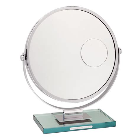 Magnified Bathroom Mirror by Luxury Magnifying Vanity Mirrors Lighted Makeup Mirror