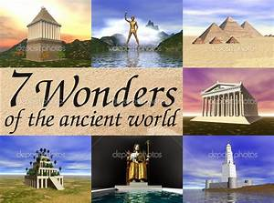 Seven Wonders of the World ~ General Knowledge