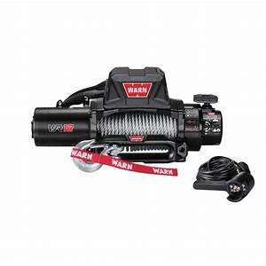 Warn Vr12 12 000 Lb  Winch-96820