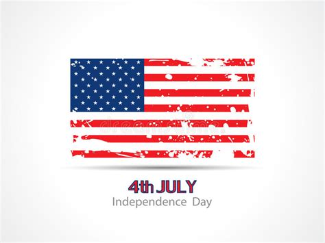 who designed the american flag grungy american flag design for independence day stock