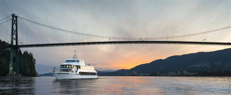 Boat Rental Vancouver by Event Boat Rental Vancouver Contact Pacific Yacht Charters