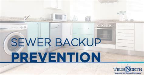 sewer backup prevention