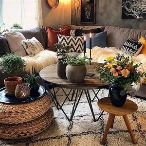 60, Bohemian, Home, Decor, Ideas, With, Personality