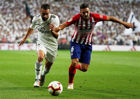 Real Madrid vs Atlético Madrid, LIVE stream online: La ...