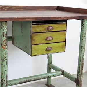 Vintage Industrial Möbel : industrial tisch industrial style antik ~ Markanthonyermac.com Haus und Dekorationen