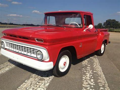 Sell Used 1963 Chevrolet C10 Shortbed Pickup In Talladega