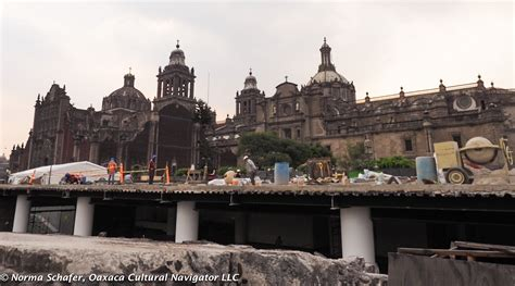 Tenochtitlan: Aztecs Under the Cathedral, Mexico City
