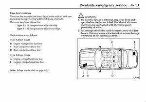 34 2002 Jaguar X Type Fuse Box Diagram