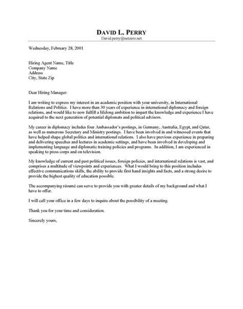 child care director cover letter sle adjunct