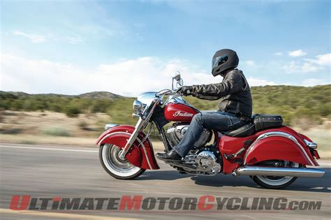 Review Indian Chief by 2014 Indian Chief Classic Review Rookie Sensation