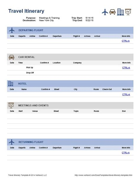 travel itinerary template word 2010 11 best travel images on travel advice travel tips and travel itinerary template