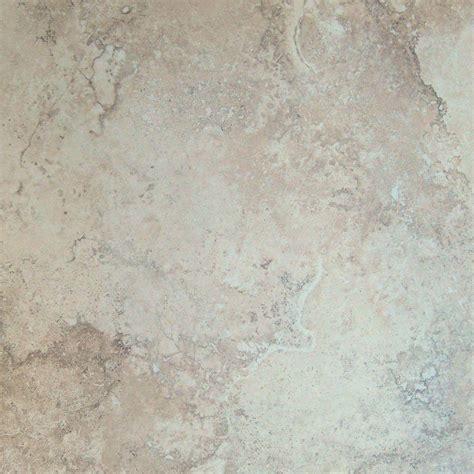 18 porcelain tile ms international luxor beige 18 in x 18 in glazed porcelain floor and wall tile 15 75 sq ft