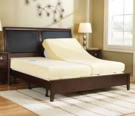 signature select splitking adjustable bed