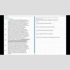 Grockit Gmat Verbal  Reading Comprehension Question 226853a9 Youtube