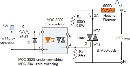 Solid State Relay Switch