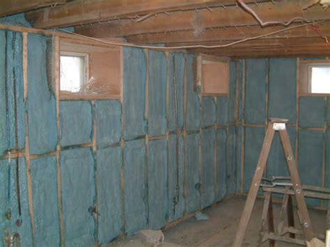 mitigeur cuisine mural isolation des sous sol cave une isolation par l