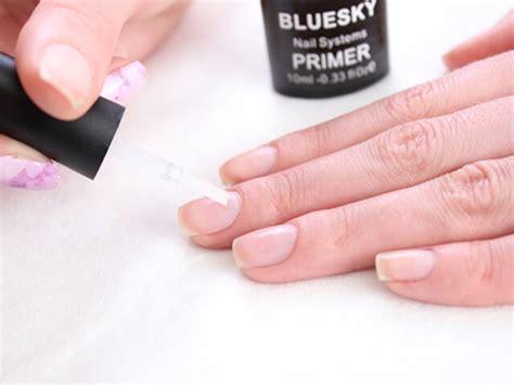 Праймер для ногтей основа в форме геля используется для шеллака или при наращивании