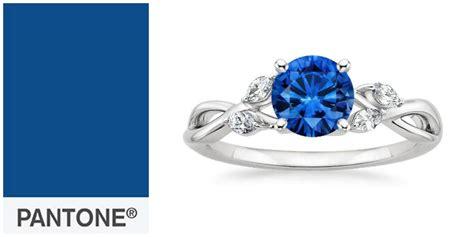 trending pantone inspired jewelry  spring brilliant