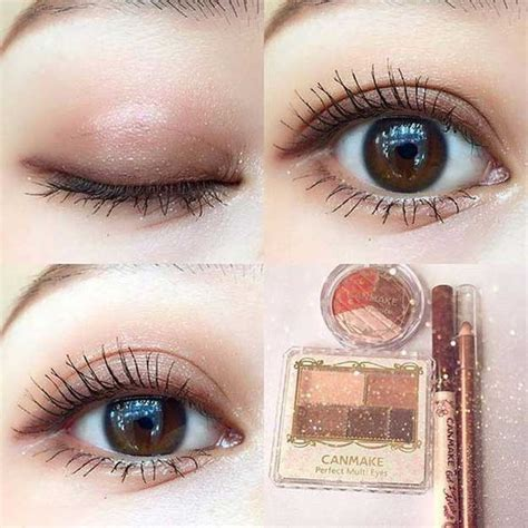 apply eyeshadow  hooded asian eyes howstoco