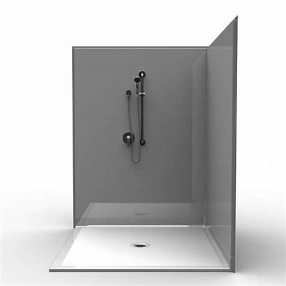 Shower Barrier Corner Tile 60x60 60 Piece