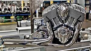 V-twin Engine For The New 2014 Indian Motorcycles