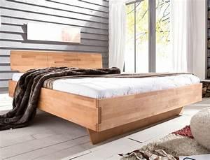 Massivholz Betten 180x200 : massivholzbett cintio 180x200 kernbuche ge lt doppelbett schlafzimmer wohnbereiche schlafzimmer ~ Markanthonyermac.com Haus und Dekorationen