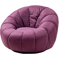 modern plush swivel lounge chair free shipping today