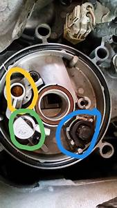Oil Fill Valve And Spring In Oil Filter Housing  Help