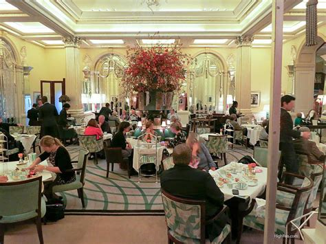 Foyer Claridges by Afternoon Tea At Claridge S In Pictures
