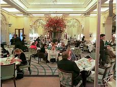 Afternoon Tea at Claridge's London in Pictures