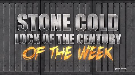 Image result for stone cold lock of the week
