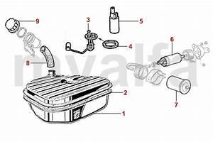 Alfa Romeo Alfa Romeo Spider  105  115  Injection System