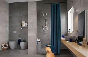 Bad Betonoptik Holz : badideen 80 badfliesen ideen und moderne designs ~ Michelbontemps.com Haus und Dekorationen