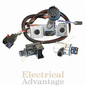 Jeep Grand Cherokee Transmission Solenoid Kit 00  42re