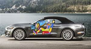 Ford Details Mustang's New Type Of Plastic Airbag [w/Video]
