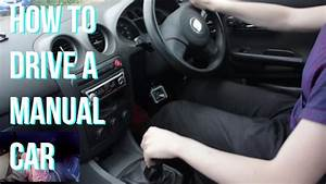 How To Drive A Manual Car Or Stick Shift