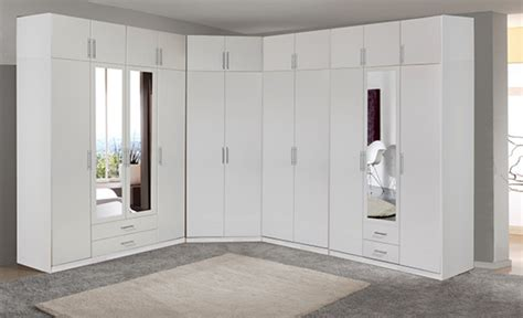 cuisines completes armoire d 39 angle 2 portes spectral blanc