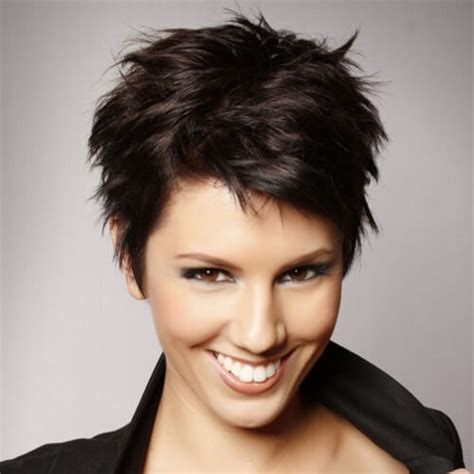 spiky haircuts for thick hair spikey hairstyles for thick hair hair 1333