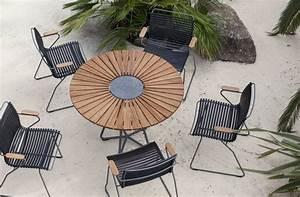 Table De Jardin Bois Et Metal : table de jardin s lection tendance c t maison ~ Teatrodelosmanantiales.com Idées de Décoration