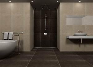 Badezimmer Platten Statt Fliesen : badezimmer fliesen braun architektur wohnideen pinterest w nde ~ Sanjose-hotels-ca.com Haus und Dekorationen