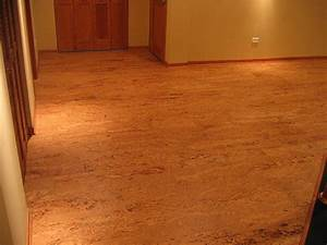 Its time for a cork flooring work out flooring blog for Cork flooring in basement
