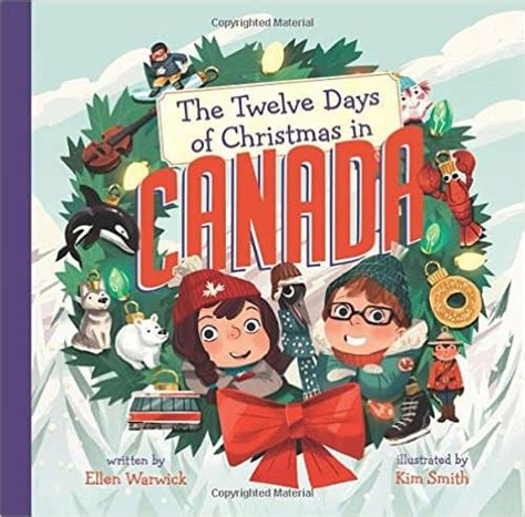 The Twelve Days Of Christmas Canada Style! #31daysofgifts