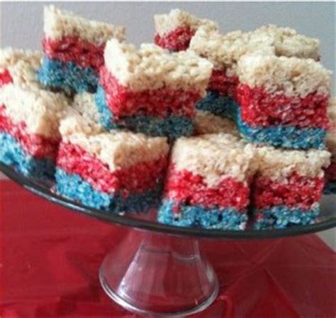 red white blue patriotic pool party recipes intheswim