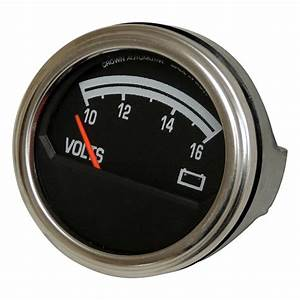 J8126659 Voltmeter For Jeep Cj-7