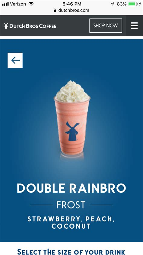 Maybe you would like to learn more about one of these? Pin by Abby Bull on Dutch   Dutch bros drinks, Shaved ice ...